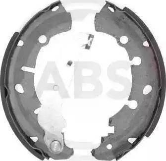 A.B.S. 9128 - Bremžu komplekts, trumuļa bremzes autodraugiem.lv