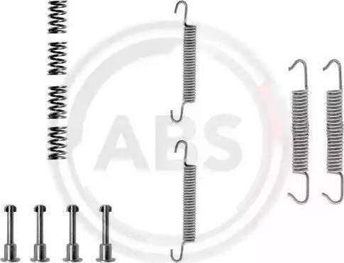 A.B.S. 0621Q - Piederumu komplekts, Stāvbremzes mehānisma bremžu loks autodraugiem.lv