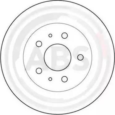 A.B.S. 15911 - Bremžu diski autodraugiem.lv