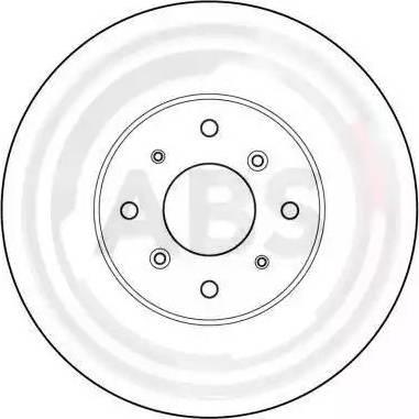 A.B.S. 15613 - Bremžu diski autodraugiem.lv