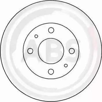 A.B.S. 15049 - Bremžu diski autodraugiem.lv