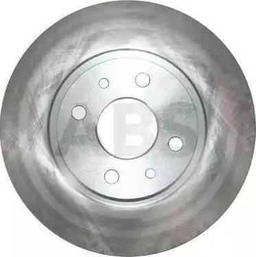 A.B.S. 15858 - Bremžu diski autodraugiem.lv