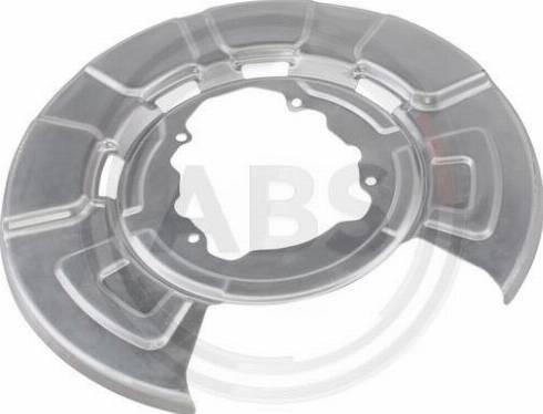 A.B.S. 11094 - Dubļu sargs, Bremžu disks autodraugiem.lv