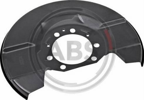 A.B.S. 11091 - Dubļu sargs, Bremžu disks autodraugiem.lv