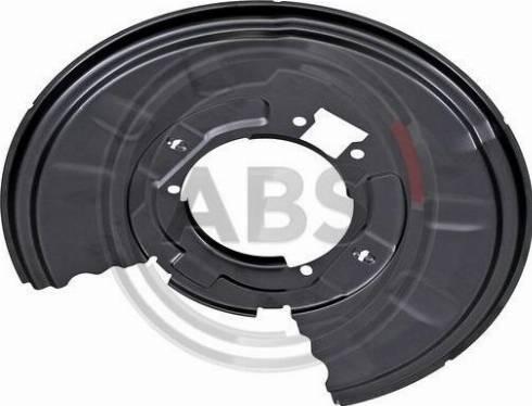 A.B.S. 11093 - Dubļu sargs, Bremžu disks autodraugiem.lv