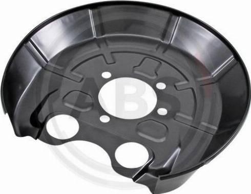 A.B.S. 11008 - Dubļu sargs, Bremžu disks autodraugiem.lv