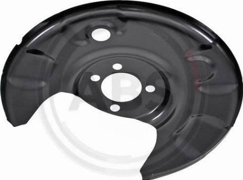 A.B.S. 11015 - Dubļu sargs, Bremžu disks autodraugiem.lv