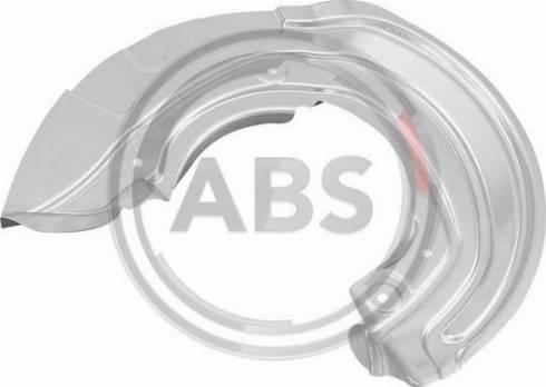 A.B.S. 11011 - Dubļu sargs, Bremžu disks autodraugiem.lv