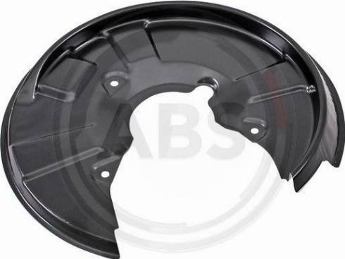 A.B.S. 11030 - Dubļu sargs, Bremžu disks autodraugiem.lv