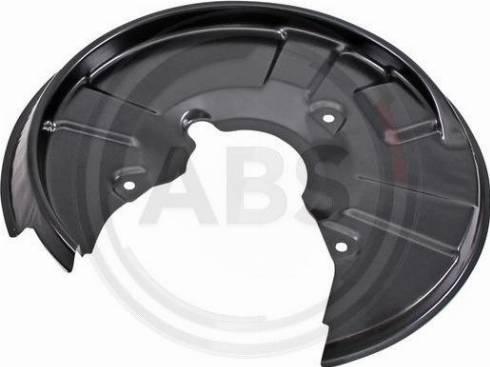 A.B.S. 11031 - Dubļu sargs, Bremžu disks autodraugiem.lv
