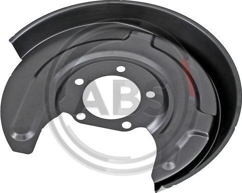 A.B.S. 11029 - Dubļu sargs, Bremžu disks autodraugiem.lv