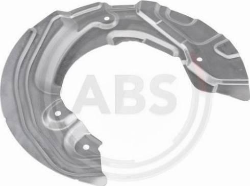 A.B.S. 11076 - Dubļu sargs, Bremžu disks autodraugiem.lv