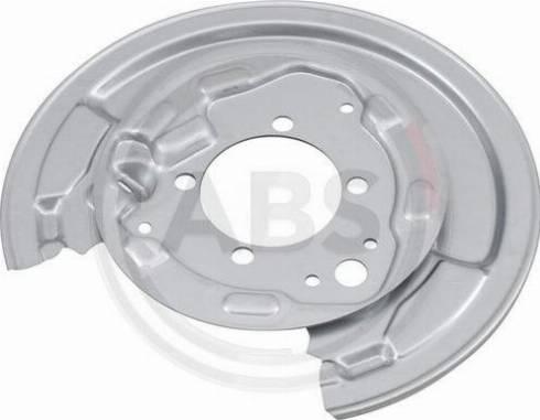 A.B.S. 11198 - Dubļu sargs, Bremžu disks autodraugiem.lv
