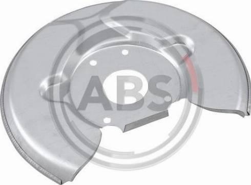 A.B.S. 11193 - Dubļu sargs, Bremžu disks autodraugiem.lv