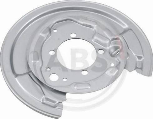 A.B.S. 11197 - Dubļu sargs, Bremžu disks autodraugiem.lv