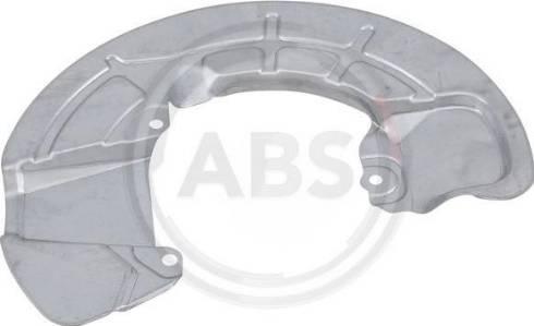 A.B.S. 11155 - Dubļu sargs, Bremžu disks autodraugiem.lv
