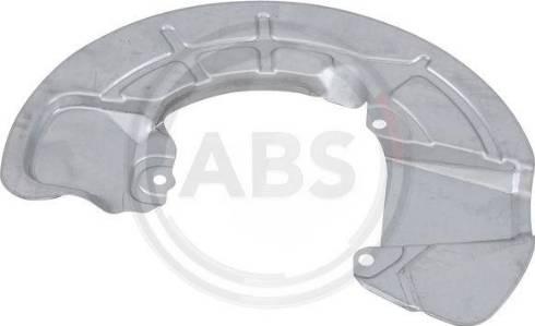 A.B.S. 11156 - Dubļu sargs, Bremžu disks autodraugiem.lv