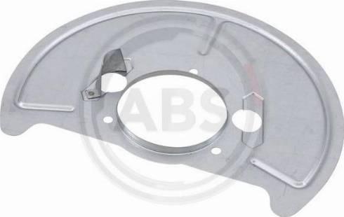 A.B.S. 11163 - Dubļu sargs, Bremžu disks autodraugiem.lv