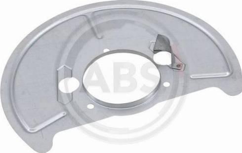 A.B.S. 11162 - Dubļu sargs, Bremžu disks autodraugiem.lv