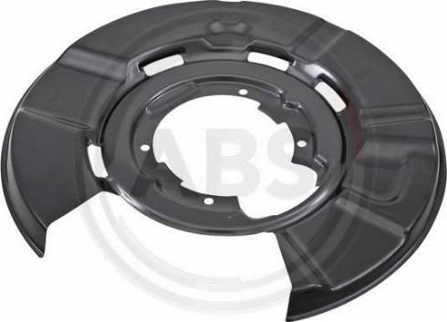 A.B.S. 11122 - Dubļu sargs, Bremžu disks autodraugiem.lv