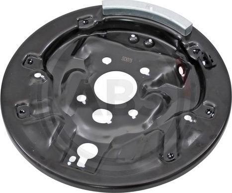 A.B.S. 11345 - Dubļu sargs, Bremžu disks autodraugiem.lv