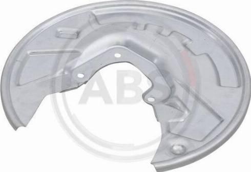 A.B.S. 11340 - Dubļu sargs, Bremžu disks autodraugiem.lv