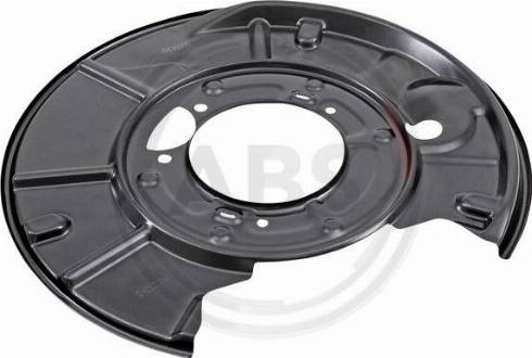 A.B.S. 11320 - Dubļu sargs, Bremžu disks autodraugiem.lv