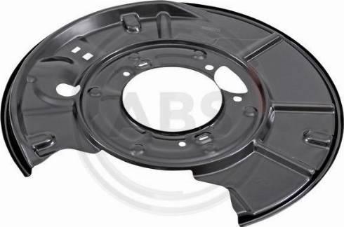 A.B.S. 11321 - Dubļu sargs, Bremžu disks autodraugiem.lv