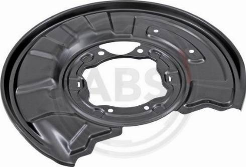 A.B.S. 11328 - Dubļu sargs, Bremžu disks autodraugiem.lv