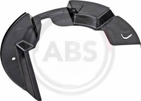 A.B.S. 11372 - Dubļu sargs, Bremžu disks autodraugiem.lv