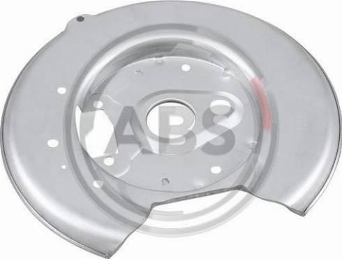 A.B.S. 11261 - Dubļu sargs, Bremžu disks autodraugiem.lv