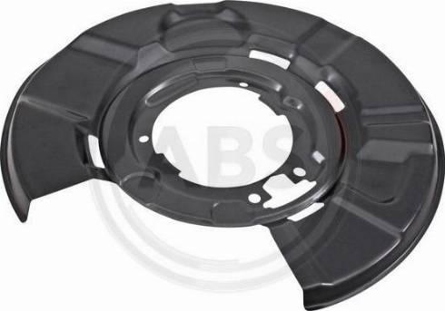 A.B.S. 11280 - Dubļu sargs, Bremžu disks autodraugiem.lv