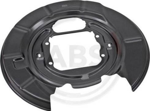 A.B.S. 11283 - Dubļu sargs, Bremžu disks autodraugiem.lv
