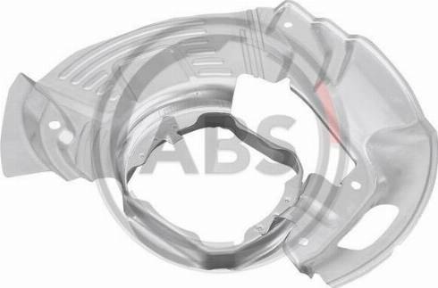A.B.S. 11238 - Dubļu sargs, Bremžu disks autodraugiem.lv