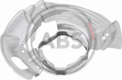 A.B.S. 11237 - Dubļu sargs, Bremžu disks autodraugiem.lv