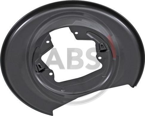 A.B.S. 11224 - Dubļu sargs, Bremžu disks autodraugiem.lv
