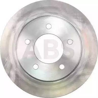 A.B.S. 17043 - Bremžu diski autodraugiem.lv