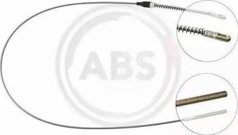 A.B.S. K12068 - Trose, Stāvbremžu sistēma autodraugiem.lv