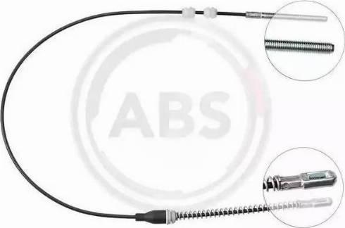 A.B.S. K12027 - Trose, Stāvbremžu sistēma autodraugiem.lv