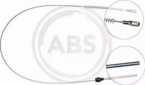 A.B.S. K12077 - Trose, Stāvbremžu sistēma autodraugiem.lv