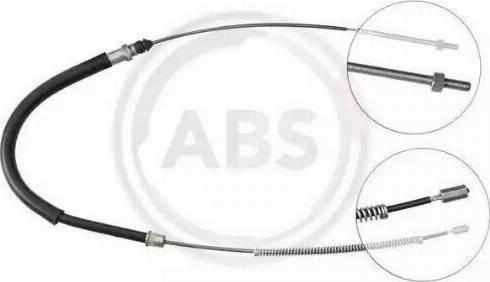 A.B.S. K12207 - Trose, Stāvbremžu sistēma autodraugiem.lv