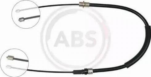 A.B.S. K17097 - Trose, Stāvbremžu sistēma autodraugiem.lv