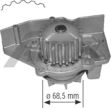 Airtex 1361 - Ūdenssūknis autodraugiem.lv