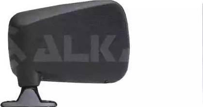 Alkar 6101115 - Ārējais atpakaļskata spogulis autodraugiem.lv