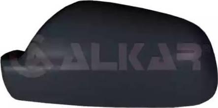Alkar 6344307 - Korpuss, Ārējais atpakaļskata spogulis autodraugiem.lv