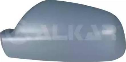 Alkar 6342307 - Korpuss, Ārējais atpakaļskata spogulis autodraugiem.lv