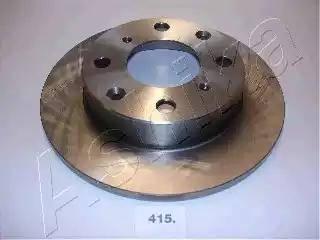 Ashika 60-04-415 - Bremžu diski autodraugiem.lv