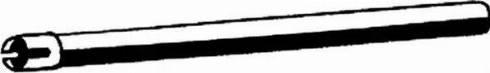 Asmet 04.079 - Izplūdes caurule autodraugiem.lv