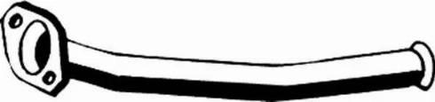 Asmet 08.051 - Izplūdes caurule autodraugiem.lv