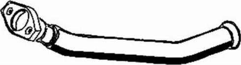 Asmet 08.076 - Izplūdes caurule autodraugiem.lv